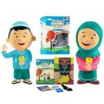 New Hafiz Talking Doll (Versi Bilingual)