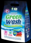 Green Wash : Detergen Ajaib