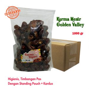 Madu Mesir Golden Valley 1 Kg