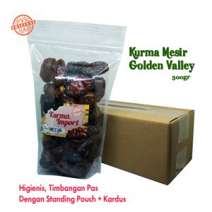 Madu Mesir Golden Valley 500 gr
